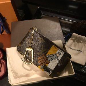 Accessories - Authentic Louis Vuitton Bell Boy coin purse